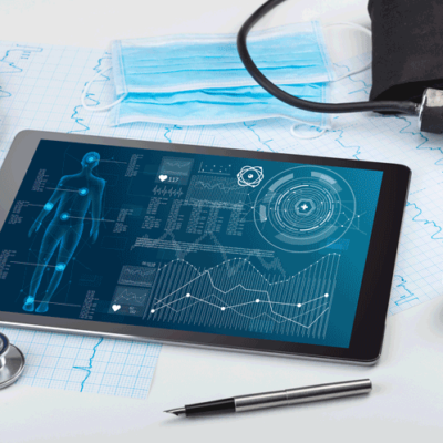 digital-software-on-tablet-with-healthcare--devices