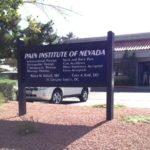 Pain Institute of Nevada sign