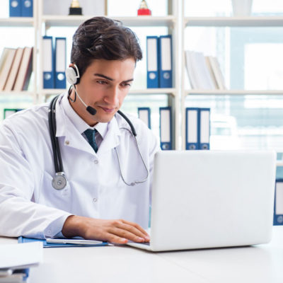Telehealth and Physicians Upgrade Medical Care