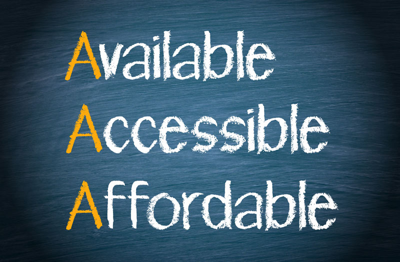 Available-Accessible-Affordable-Healthcare-Writings-On-Blackboard